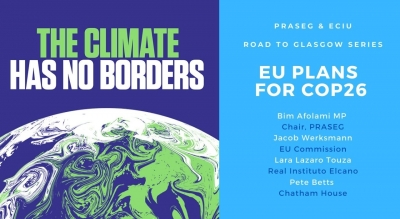 Road to Glasgow Series: EU Plans for COP26